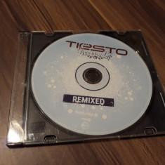 CD TIESTO ELEMENTS OF LIFE REMIXED  ORIGINAL ROTON
