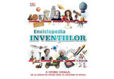 Cumpara ieftin Enciclopedia Invențiilor. O istorie vizuală, de la unelte de piatră până la călătorii în spațiu