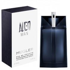 Mugler Alien Man Refillable EDT 50 ml pentru barbati