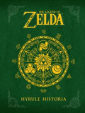 The Legend of Zelda: Hyrule Historia Hyrule Historia