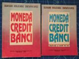 Cumpara ieftin Moneda Credit Banci - Basno Floricel 2 vol. Curs + Aplicatii Studii de caz 1995, Didactica si Pedagogica
