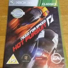 Cumpara ieftin Joc XBOX 360 Need for speed Hot pursuit original PAL / by WADDER