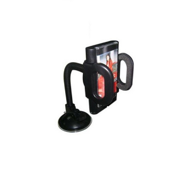 Suport auto universal pentru Telefon Tableta GPS MP4 sau PDA foto