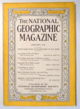 THE NATIONAL GEOGRAPHIC MAGAZINE , JANUARY 1937