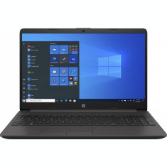 "Laptop HP 15.6"" 250 G8, HD, Procesor Intel® Core™ i3-1005G1, 4GB DDR4, 256GB SSD, Intel Iris Plus, FreeDos, Dark Ash Silver"