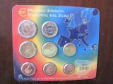 SET MONEDE EURO SPANIA 2001