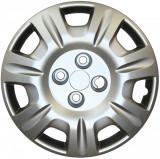 Capace roata 14 inch tip Fiat, culoare Silver 14-220 Kft Auto, Croatia Cover