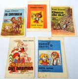 Lot 5 carti copii Fratii Grimm - Ed. Oltenia