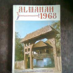 ALMANAHUL PAROHIEI ORTODOXE ROMANE DIN VIENA/1968
