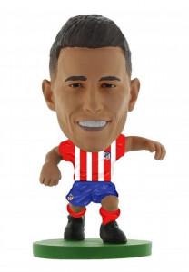 Figurina Soccerstarz Atletico Madrid Lucas Hernandez Home Kit