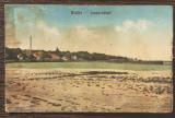 (167) CARTE POSTALA ROMANIA - BRAILA - LACU-SARAT - CIRCULATA 1932, Printata