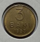 3 Bani 1953 Romania, a UNC, Alama