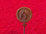 Insigna (veche) fotbal - Åtvidabergs FF (Suedia)