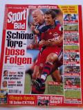 """Revista sport - """"SPORT BILD"""" (Germania) 16.08.2000"""