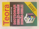 Dicționar Englez-Român/ Român-Englez 75000 cuvinte