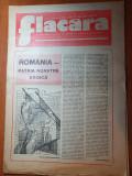 Flacara 7 aprilie 1977-corul madrigal zimnicea si alexandria,ialomita,jimbolia
