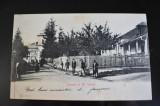 CP UPU clasica Intrarea in Manastirea Varatic , ed. Stengel circ. 1905, Circulata, Printata