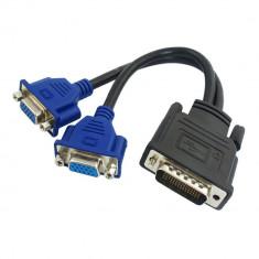 Adaptor DMS-59 Dual-VGA foto