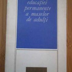 Pedagogia Sociala - Stiinta Educatiei Permanente A Maselor De - Gh. T. Dumitrescu A. Manolache M. Rosianu ,294734