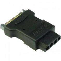 Adaptor SATA-MOLEX Inter-Tech SATA-MOLEX