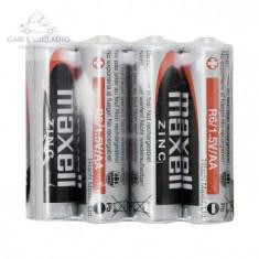 Baterie tip mignonAA - R6Zn - 1,5 V