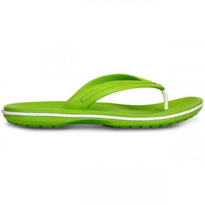 Șlapi Adulti Unisex casual Crocs Crocband Flip foto