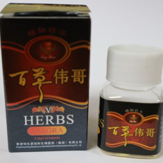 Herbs viagra - marirea penisului si controlul ejacularii!