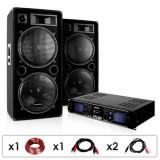 "Cumpara ieftin Electronic-Star Sistem DJ DJ ""42"" Amplificator Speaker 3000W"