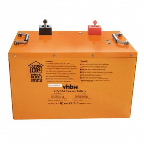 Baterie pentru rulote, bărci, sisteme solare etc. LiFePO4, 12,8V, 240Ah