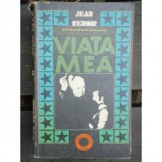 VIATA MEA - JEAN RENOIR