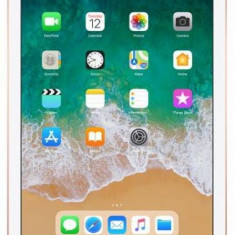Tableta Apple iPad 9.7 (2018), Procesor Quad-Core 2.34GHz, IPS LCD Capacitive touchscreen 9.7inch, 2GB RAM, 128GB Flash, 8MP, Wi-Fi, iOS (Auriu), 9.7 inch