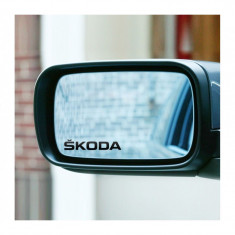 Sticker oglinda Skoda