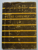 Petre Ghelmez - Coborârea în cuvânt (cu dedicație/ autograf)