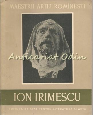 Ion Irimescu - Marin Mihalache