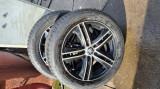 Jante R16 5x112 set cu Anvelope 205/55/16 Vara ca noi, 7, 5, Volkswagen