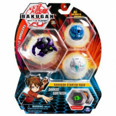 Bakugan, pachet start Darkus Gorthion