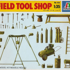+ Macheta Italeri 0419 1:35 - Field tool shop +
