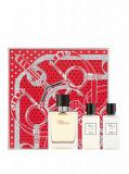 Set cadou Terre d'Hermes (Apa de toaleta 50ml + Gel de dus 40ml + Aftershave 40ml ), Pentru Barbati