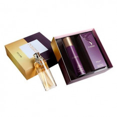 Set femei Possess in cutie - Parfum, Spray corp - Oriflame - NOU foto