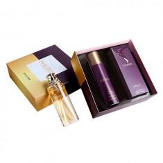 Set femei Possess in cutie - Parfum, Spray corp - Oriflame - NOU