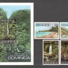 Dominica.1981 Turism  DD.300, Nestampilat