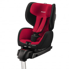Scaun auto cu Isofix Optiafix Recaro Racing Red