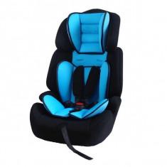 Scaun auto copii 9-36 kg transformabil in booster MamaKids Blue