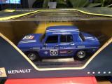 Macheta  Dacia 1100 Renault 8 1/18 Solido