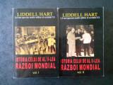 LIDDELL HART - ISTORIA CELUI DE AL II-LEA RAZBOI MONDIAL 2 volume