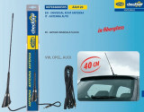 ANTENA COMPLETA UNIVERSALA PT PLAFON 40 CM OPEL / VW MAGNETI MARELLI 007936000595