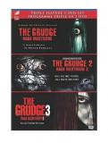 Filme Horror The Grudge 1-3 DVD Complete Collection Originale