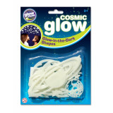 Galaxie fosforescenta The Original Glowstars Company, Alb