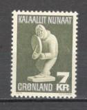 Groenlanda.1979 Arta populara  KB.207