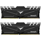 Memorie TeamGroup T-FORCE DARK Zα AMD Edition 32GB (2x16GB) DDR4 3600MHz CL18 Dual Channel Kit